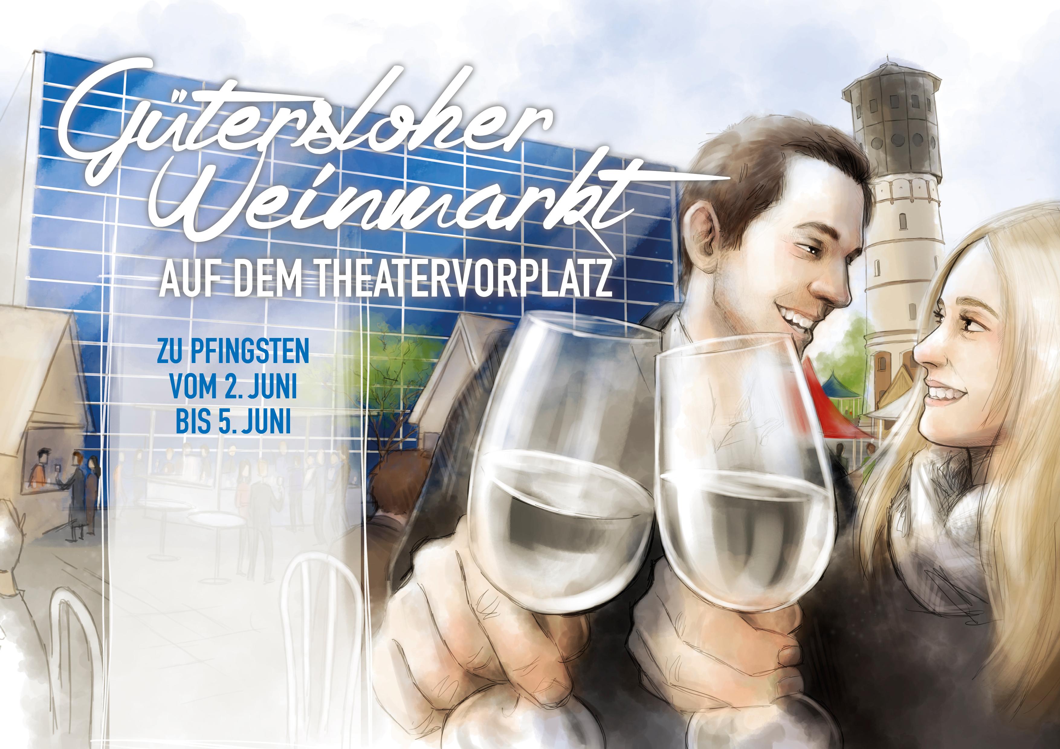 Weinmarkt Gütersloh 2017