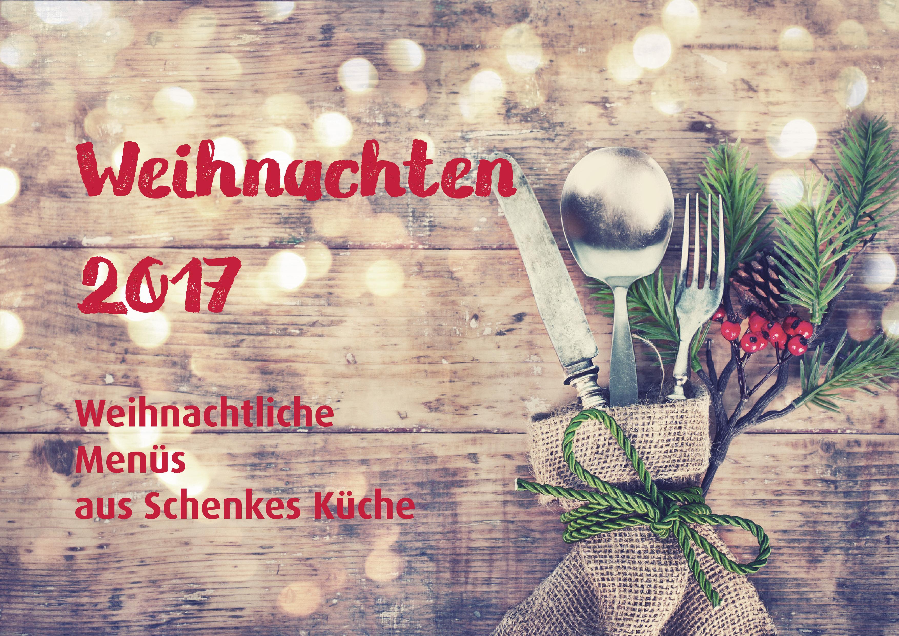 Weihnachtsmenüs 2017